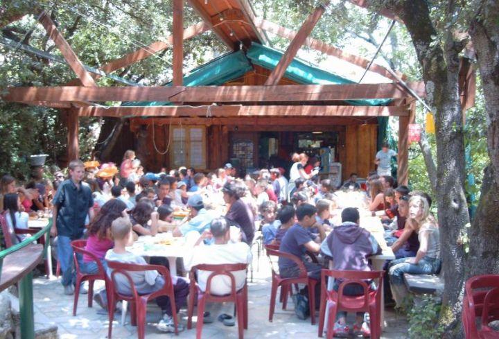 Restaurant Les 3 Eaux au camping