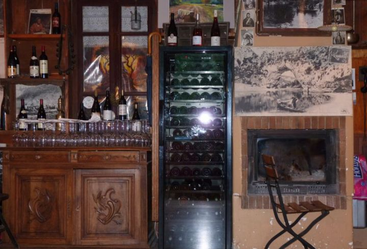 Sélection de vins au Rstaurant Les 3 Eaux du camping