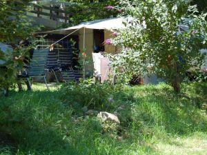 Camping de Belos - Emplacement