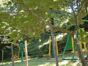 Camping de Belos Appareils de fitness de plein air