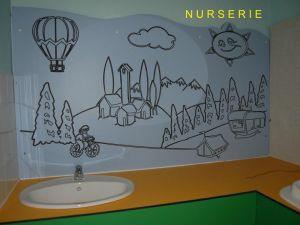 Camping de Belos Nurserie