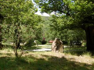 Camping de Belos Vue, Paysage