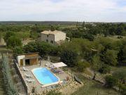La piscine de La Martinade
