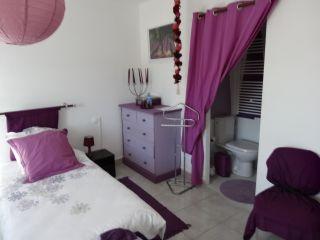 Chambre 'Lavande' pour 3 personnes avec ou sans lits jumeaux
