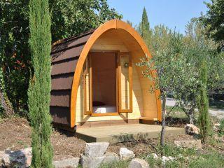 Le Pod :la cabane 100 % nature