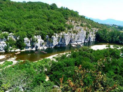 Camping les Actinidias Ardèche