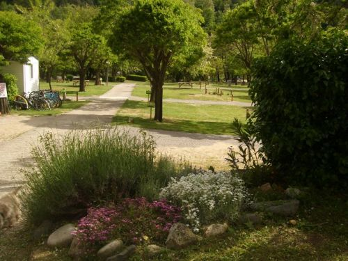 3-star Camping La Charderie with private beach