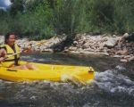 kayak sur le chassezac
