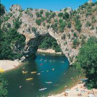 The Pont d'Arc