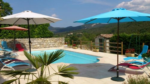S/C homes L'Abeille - Villas with pool in southern Ardèche
