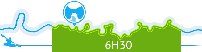 Plan L'intégrale sportive - 31 km