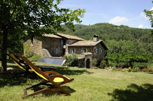 Bed and Breakfast La Grange Prades - Jaujac (6 km)