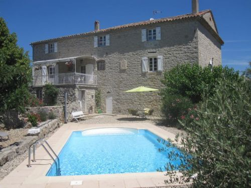 Bed and breakfast Mas de la Garrigue - Les Vans
