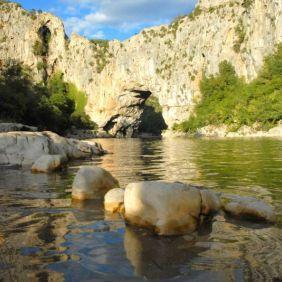 Le Pont d'Arc - Entrée des Gorges de l'Ardèche