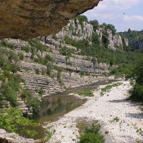 Gorges de La Beaume